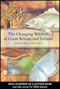 Ebook in inglese The Changing Wildlife of Great Britain and Ireland