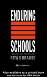 Ebook in inglese Enduring Schools