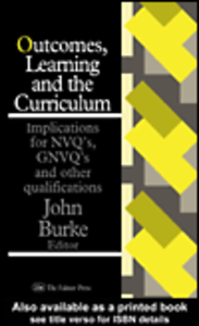 Ebook in inglese Outcomes, Learning And The Curriculum