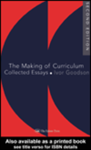 Ebook in inglese The Making Of The Curriculum