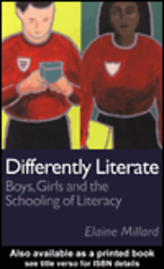 Ebook in inglese Differently Literate Millard, Elaine