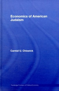 Ebook in inglese Economics of American Judaism Chiswick, Carmel