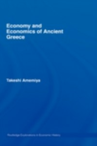 Ebook in inglese Economy and Economics of Ancient Greece Amemiya, Takeshi
