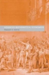 Ebook in inglese Advanced Mathematical Economics Vohra, Rakesh V.