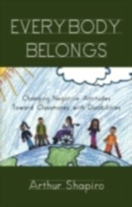 Foto Cover di Everybody Belongs, Ebook inglese di Arthur Shapiro, edito da Taylor and Francis