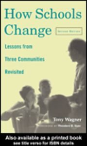 Ebook in inglese How Schools Change Wagner, Tony