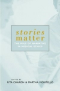 Ebook in inglese Stories Matter -, -