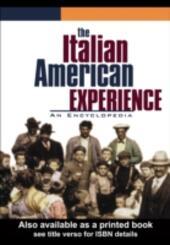 Italian American Experience