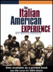 Ebook in inglese The Italian American Experience