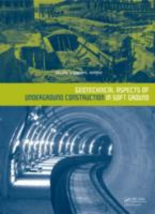 Ebook in inglese Geotechnical Aspects of Underground Construction in Soft Ground -, -