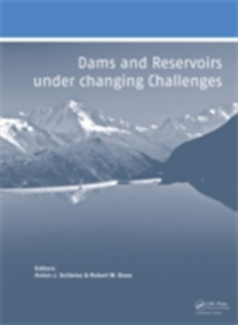 Ebook in inglese Dams and Reservoirs under Changing Challenges -, -