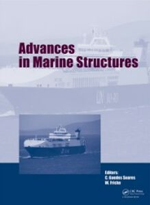 Foto Cover di Advances in Marine Structures, Ebook inglese di  edito da CRC Press