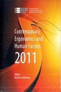 Ebook in inglese Contemporary Ergonomics and Human Factors 2011 -, -