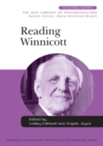 Ebook in inglese Reading Winnicott