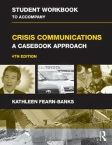 Foto Cover di Student Workbook to Accompany Crisis Communications, Ebook inglese di Kathleen Fearn-Banks, edito da