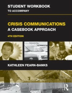 Ebook in inglese Student Workbook to Accompany Crisis Communications Fearn-Banks, Kathleen