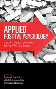 Ebook in inglese Applied Positive Psychology -, -