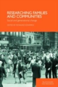 Ebook in inglese Researching Families and Communities