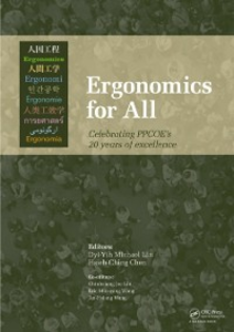 Ebook in inglese Ergonomics for All: Celebrating PPCOE's 20 years of Excellence -, -