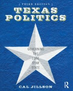 Ebook in inglese Texas Politics Jillson, Cal