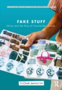 Foto Cover di Fake Stuff, Ebook inglese di Yi-Chieh Jessica Lin, edito da