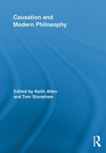 Ebook in inglese Causation and Modern Philosophy -, -