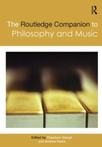 Ebook in inglese Routledge Companion to Philosophy and Music -, -