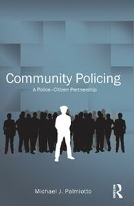 Ebook in inglese Community Policing Palmiotto, Michael J.