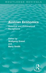 Ebook in inglese Austrian Economics (Routledge Revivals) -, -