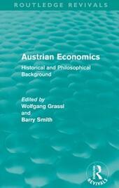 Austrian Economics (Routledge Revivals)
