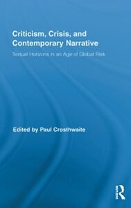 Ebook in inglese Criticism, Crisis, and Contemporary Narrative