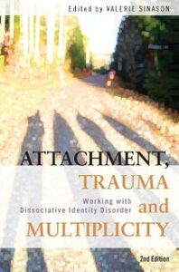 Ebook in inglese Attachment, Trauma and Multiplicity -, -