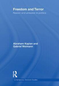 Ebook in inglese Freedom and Terror Kaplan, Abraham , Weimann, Gabriel