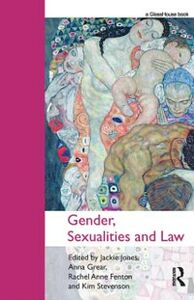 Foto Cover di Gender, Sexualities and Law, Ebook inglese di  edito da