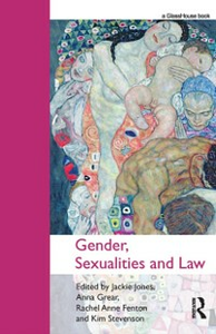 Ebook in inglese Gender, Sexualities and Law -, -