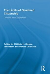 Foto Cover di Limits of Gendered Citizenship, Ebook inglese di  edito da