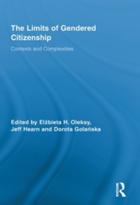 Ebook in inglese Limits of Gendered Citizenship -, -