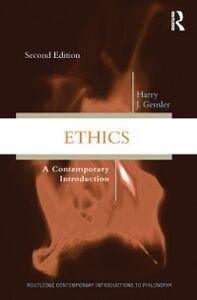 Foto Cover di Ethics, Ebook inglese di Harry J. Gensler, edito da