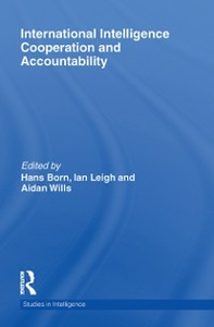 Ebook in inglese International Intelligence Cooperation and Accountability -, -