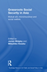 Ebook in inglese Grassroots Social Security in Asia -, -