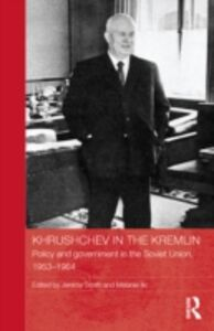 Ebook in inglese Khrushchev in the Kremlin