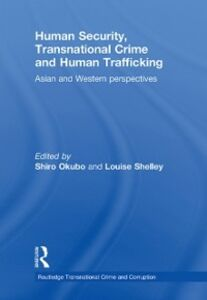 Ebook in inglese Human Security, Transnational Crime and Human Trafficking -, -