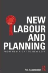 New Labour and Planning