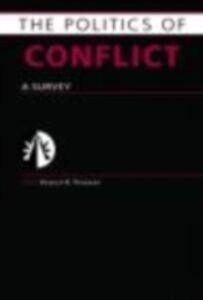 Ebook in inglese Politics of Conflict Fouskas, Vassilis K.
