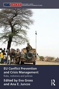 Ebook in inglese EU Conflict Prevention and Crisis Management -, -