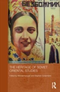 Ebook in inglese Heritage of Soviet Oriental Studies