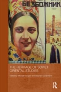 Ebook in inglese Heritage of Soviet Oriental Studies -, -