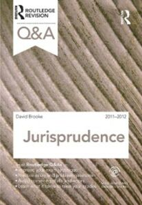 Foto Cover di Q&A Jurisprudence 2011-2012, Ebook inglese di David Brooke, edito da