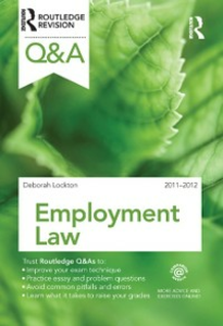 Ebook in inglese Q&A Employment Law 2011-2012 Lockton, Deborah