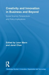 Ebook in inglese Creativity and Innovation in Business and Beyond -, -